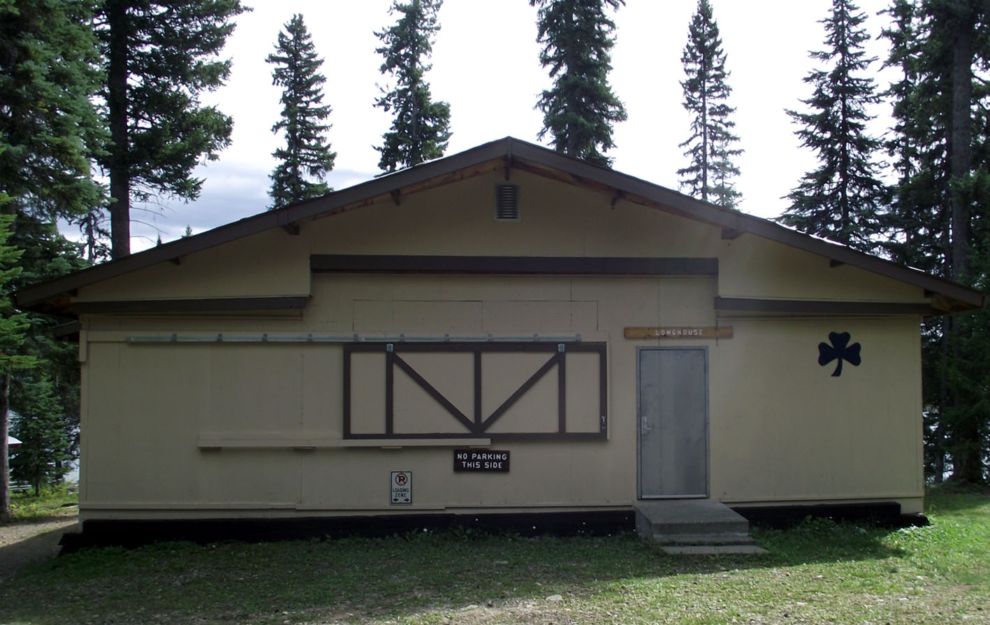 Longhouse Brownie Cabin